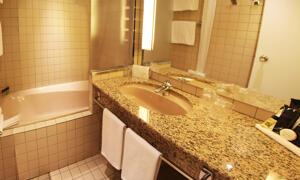 """Foto del baño de """"Hotel Novotel Andorra"""""""
