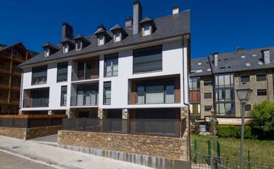 Foto del exterior de Apartamento Vielha Jaime II