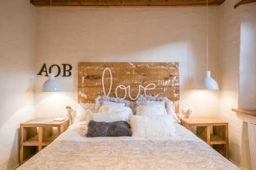 Foto de una habitación de Apartamento La Pleta de Jus
