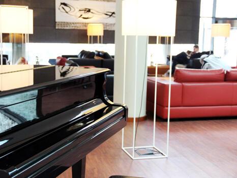 Foto de las zonas nobles de Andorra Park Hotel