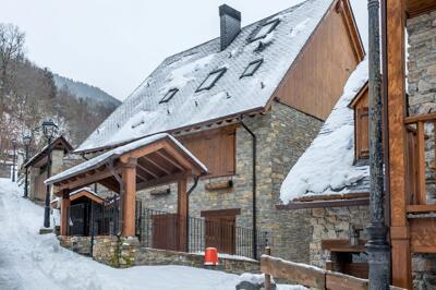 Foto del exterior de Casa Escunhau
