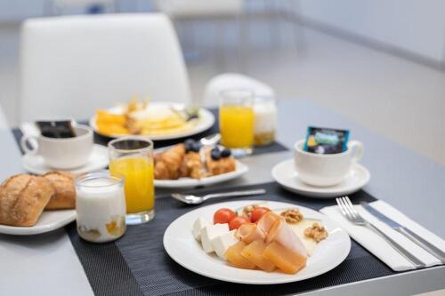 Ausstattung - Hotel Blue Coruña