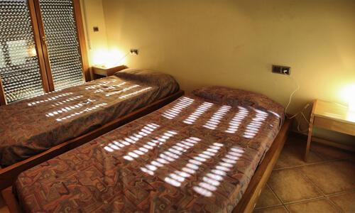 Foto de una habitación de Apartamentos Glaç Soldeu 3000