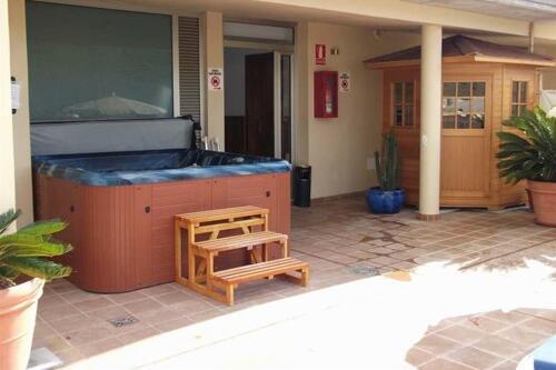 Facilities – Hotel Torre Del Conde