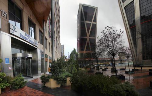 Foto del exterior de Exe Plaza