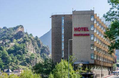 Foto del exterior de Hotel Panorama