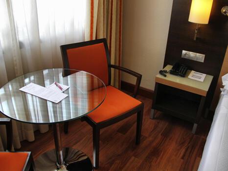 Room – Hotel Blanca de Navarra
