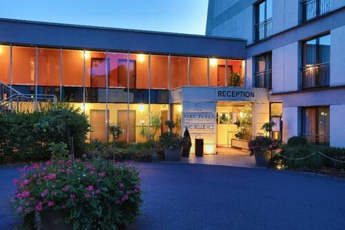 Foto del exterior de Hotel Parc Belle Vue