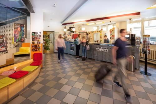 Common areas – All In Hostel Berlin