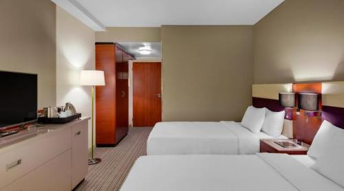 Foto de una habitación de Courtyard by Marriott Zurich North