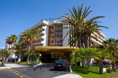 Foto del exterior de Hotel Best Tenerife