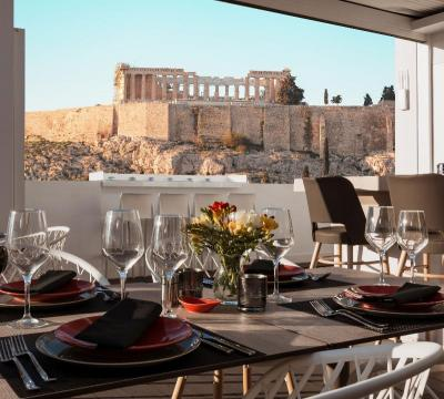 Dining – Hotel Acropolis Select