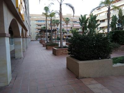 Außenansicht - Hotel Aguilas Playa