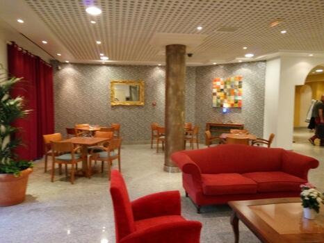 Foto de las zonas nobles de Hotel Aguilas Playa