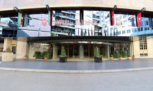 Foto del exterior de Hotel Palafox