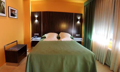 Zimmer - Hotel Gran Vía