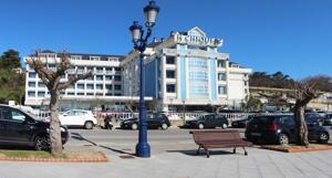 """Foto del exterior de """"Hotel Chiqui"""""""