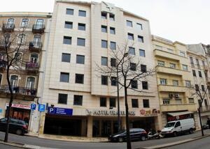 """Foto do exterior - """"Hotel Travel Park Lisboa"""""""