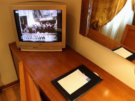 Foto di una camera da Hotel Travel Park Lisboa