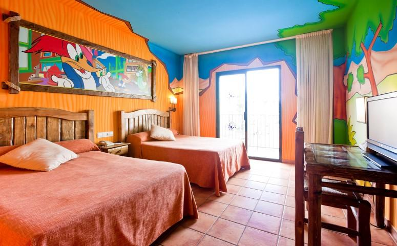 Portaventura hotel portaventura salou - Port aventura accommodation ...