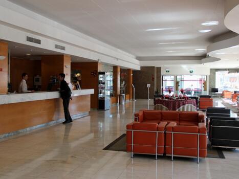 Foto delle aree comuni da Hotel Roma