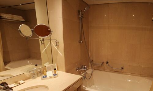 Foto del baño de Hotel Marques De Pombal