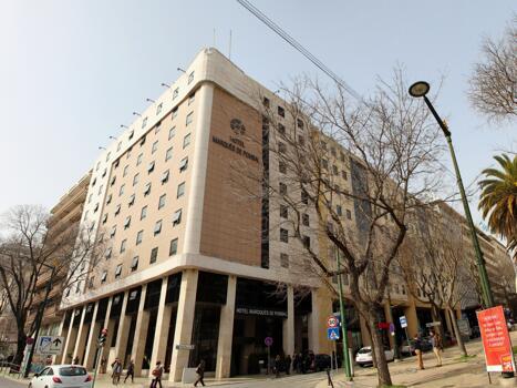 Foto del exterior de Hotel Marques De Pombal
