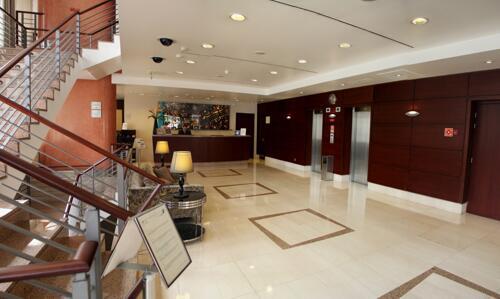Foto de las zonas nobles de Hotel Marques De Pombal