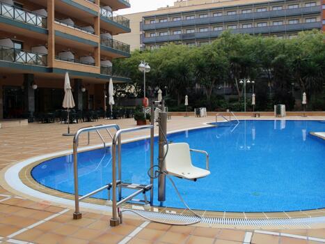 Foto de los servicios de Hotel California Palace