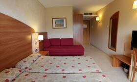 """Foto de una habitación de """"Hotel California Palace"""""""
