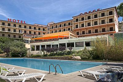Foto do exterior - Hotel Panoramic Grecs