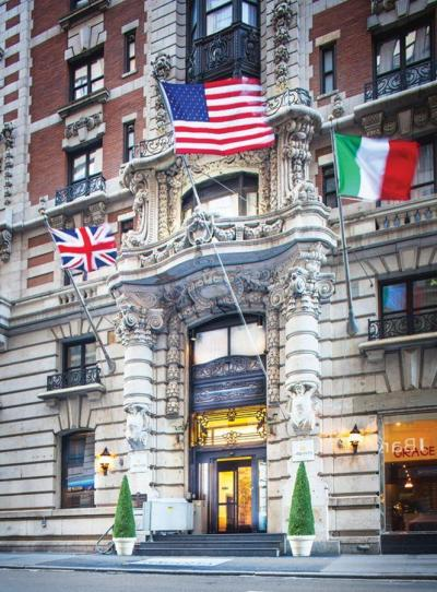 Foto degli esterni The Hotel @ Fifth Avenue