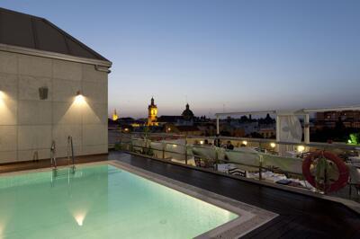 Ausstattung - Hotel Sevilla Center