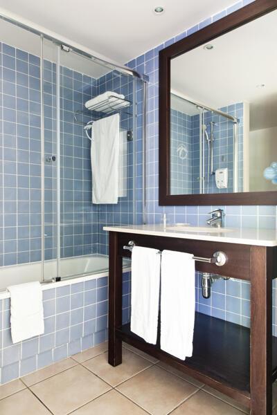 Foto del baño de Portaventura Hotel Caribe Resort