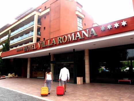 Foto del exterior de Ohtels Vil·la Romana