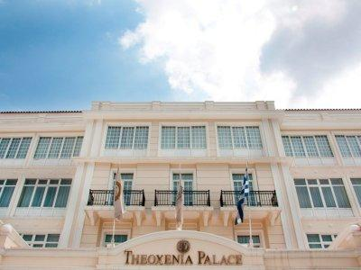 Exterior – Hotel Theoxenia Palace