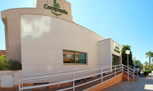 Foto del exterior de Campanile Alicante