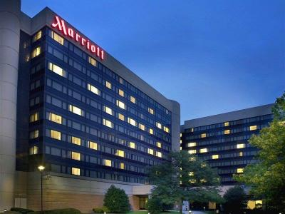 Foto do exterior - Hotel Marriott Newark Liberty International Airport