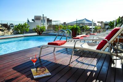 Foto de los servicios de Hotel America Barcelona