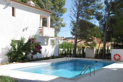 Extérieur de l'hôtel - Rentalmar El Pinar Adosados