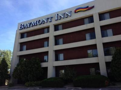 Foto do exterior - Baymont Inn and Suites Davenport