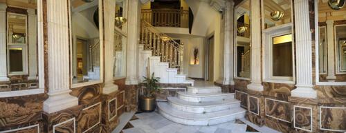 Foto de las zonas nobles de Hotel Via Augusta