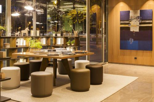 Facilities – AC Hotel Diagonal L'Illa, A Marriott Lifestyle Hotel