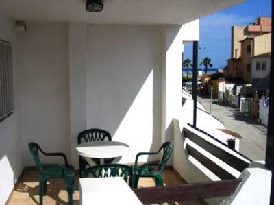 Foto di una camera da Apartamentos Euromar III