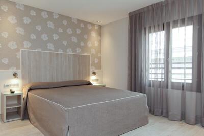 Foto de una habitación de Hotel Santa Marta