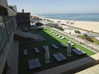 Foto do exterior - Hotel Praiagolfe