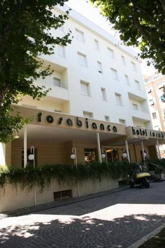 Foto del exterior de Hotel Rosabianca