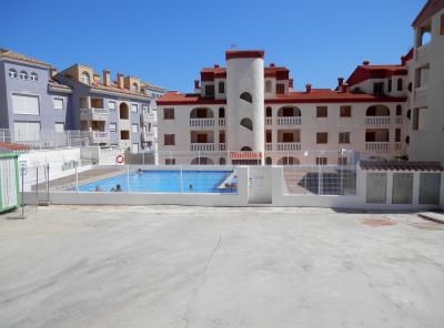 Foto del exterior de Apartamentos Costa Azahar 3000