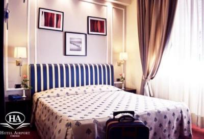 Zimmer - Hotel Airport Florence