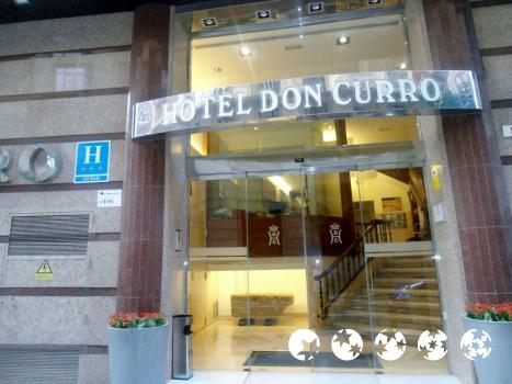 Exterior – Hotel Don Curro